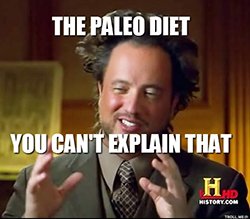 true bite The Complete Scoop on the Paleolithic Diet